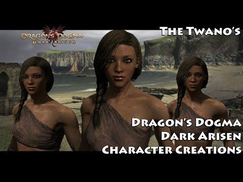 Dragon's Dogma (Dark Arisen) - Character Creation (Cute Female) #2
