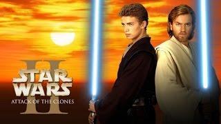 The Trailer: Star Wars Episódio II   Ataque dos Clones 2002
