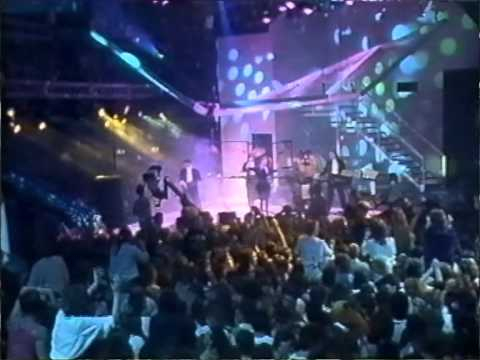SANDRA - Everlasting Love - Stop For A Minute (Live ZDF Peter's Pop Show)