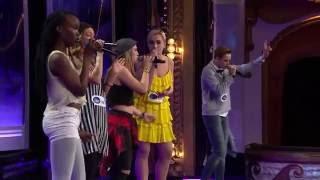 Se hela Victoria Björlings och Frida Kropp Lindhs grupp-framträdande - Idol Sverige (TV4) thumbnail