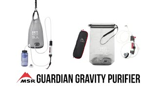 SPOTLIGHT: MSR - Guardian Gravity Purifier