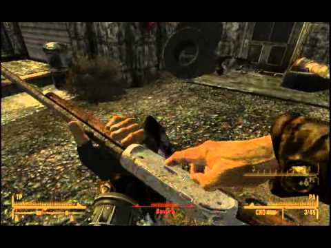 Fallout New Vegas Big Boomer Youtube