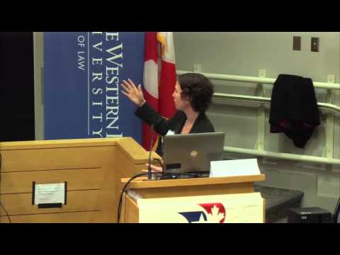 Canada - United States Law Institute Annual Conference (Session 4)