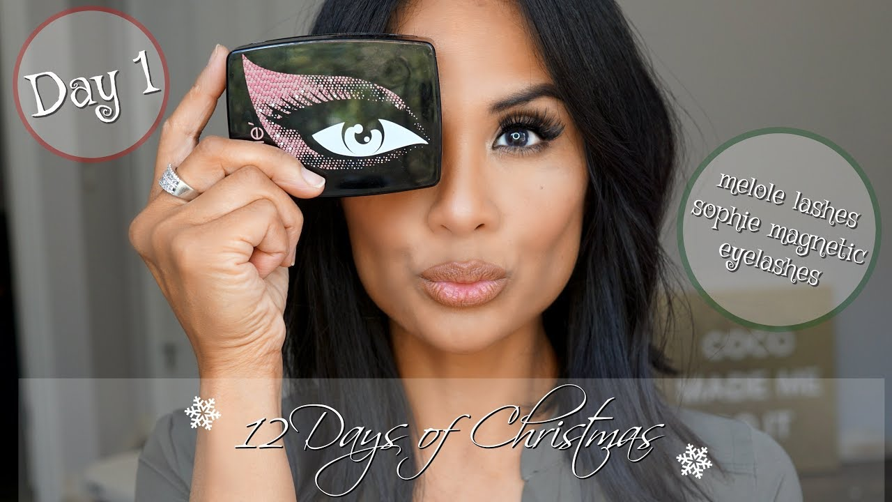 8db5c863457 12 DAYS OF CHRISTMAS GIVEAWAYS! DAY 1 - SOPHIE MAGNETIC EYELASHES BY ...