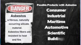 What is Asbestos?: Facts from Abestos Lawyers Kazan Law
