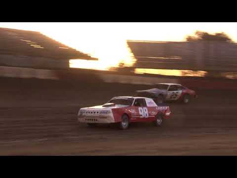 Perris Auto Speedway Street Stock Highlights 2-11-18