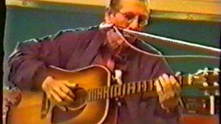 Chet Atkins and Marcel Dadi, France 1991, Steeplechase Lane.