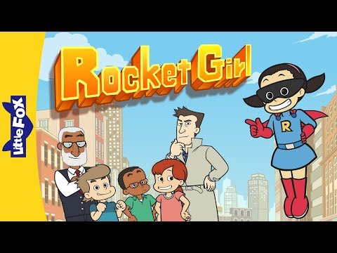 Rocket Girl | Sing-Alongs | By Little Fox