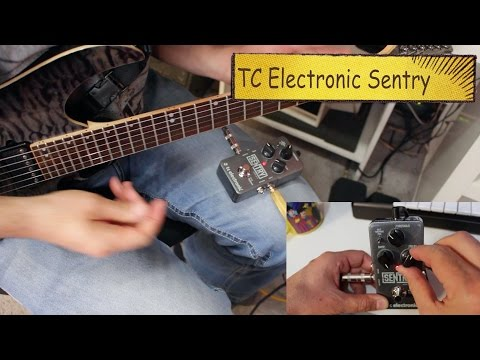 TC Electronic Sentry Noise Gate Review