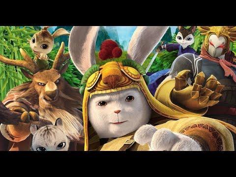 Кунг фу кролик повелитель огня мультфильм 2015 смотреть