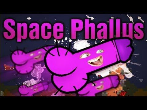 LA GUERRE DES PÉNIS ! (Space Phallus)