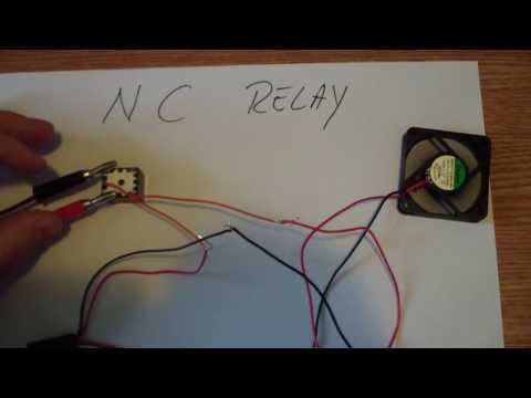 Normally Closed Relay Switch