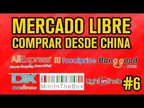 Comprar en China y vender en Mercado Libre Mexico 2016 - Parte 1