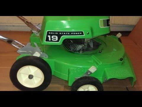Fix It Friday Lawn Boy Mag 19 Push Mower