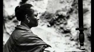 Shirley Verrett- Brahms: Vier ernste Gesänge - O Tod, wie bitter bist du