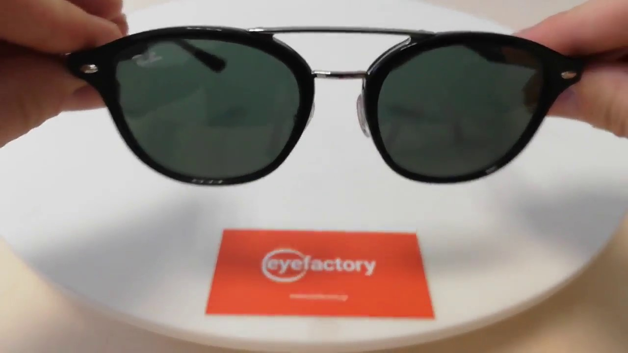 4a50dcc793689 Ray-Ban Sunglasses RB2183 901 71 - YouTube