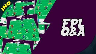 Fantasy Premier League 2018/19 IS LIVE!! FPL CHAT Gameweek 2 - Kevin De Bruyne Injury!!