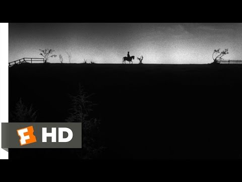 The Night of the Hunter (8/11) Movie CLIP - The Sleepless Hunter (1955) HD