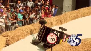 Red Bull Carros Locos 2014: Mejores Caidas HD