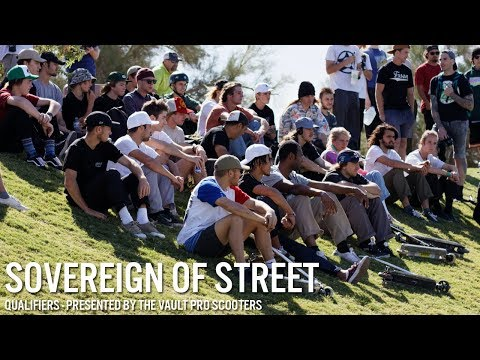 Sovereign Of Street - Qualifiers