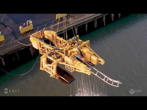 Osbit SCARJet Subsea Jet Trencher for Ecosse Subsea Systems