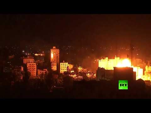 غارات إسرائيلية على قطاع غزة ردا على سقوط صاروخ على تل أبيب  - نشر قبل 4 ساعة