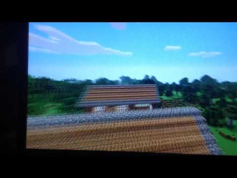 Minecraft tour of world (house), w/ Creative Gamers
