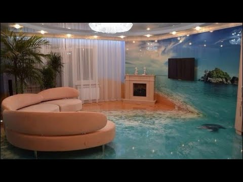 3D Floor Designs - YouTube
