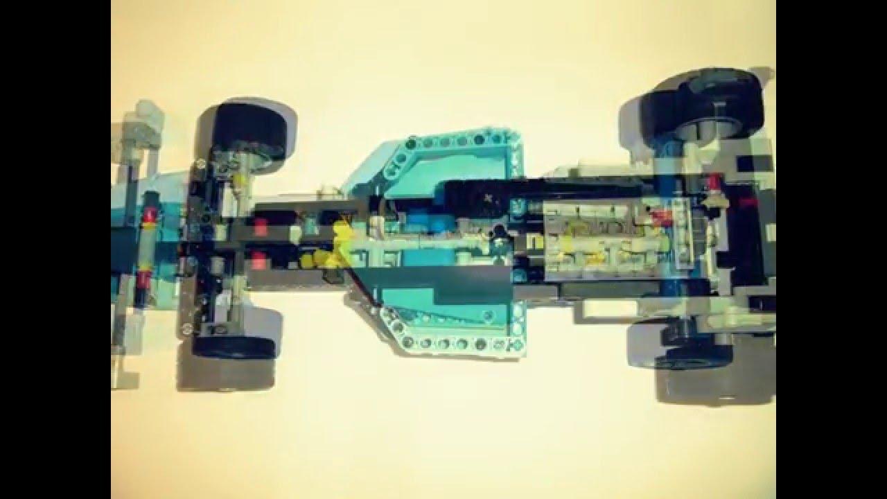 lego technic 42022 great alternative model f1 racing. Black Bedroom Furniture Sets. Home Design Ideas