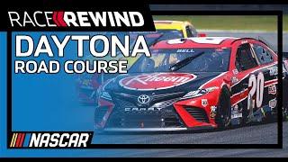 Chase Elliott's streak is broken by first-time winner   NASCAR Race Rewind   Daytona Road Course