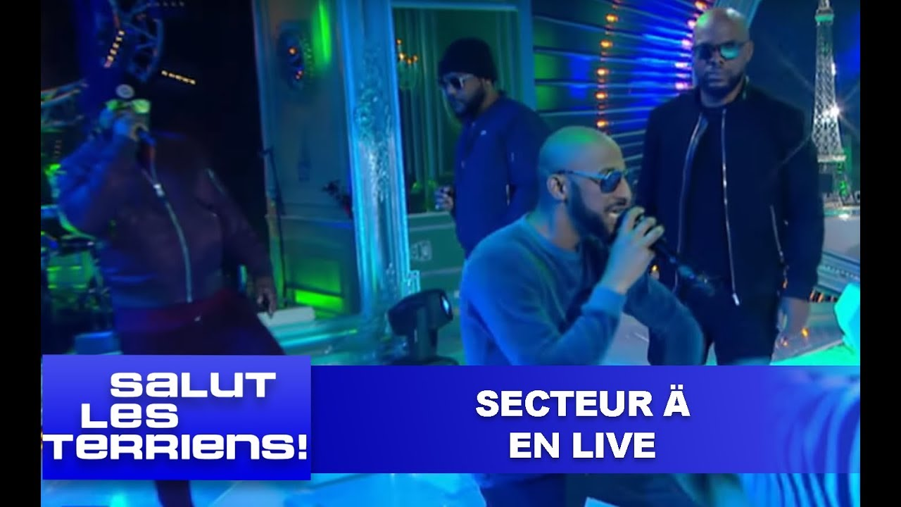 Secteur Ä - Medley (Live)