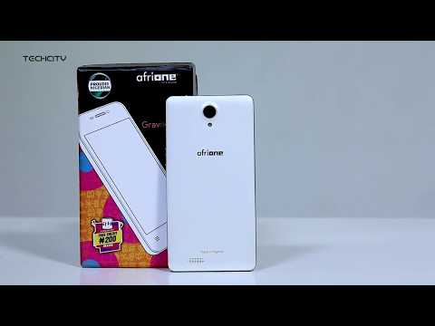 AfriOne gravity Z1 Unboxing - The Made in Nigeria smartphone