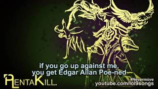 Repeat youtube video PlentaKill - Nevermove (Beat By: Cygnus Cross) PLK