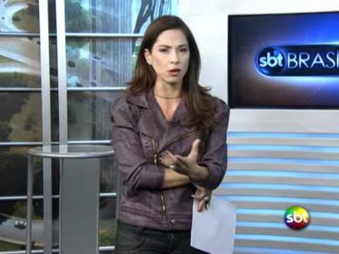 6 jovens morrem em acidente na BR070   SBT Brasília  23 01 12