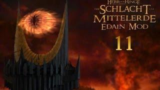Let´s play Schlacht um Mittelerde - EDAIN MOD #11 [HD] [DEUTSCH] Helms Klamm 1-2