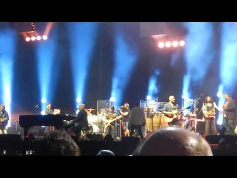 Billy Joel Only the good die young @ Lambeau Field Green Bay, Wisconsin June 2017