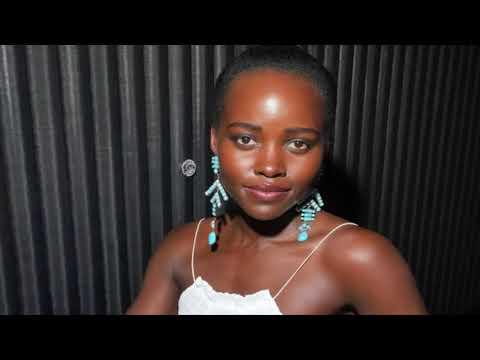 Where's My Black Hair? Lupita Nyong'o Slams Grazia for Editing Cover Photos