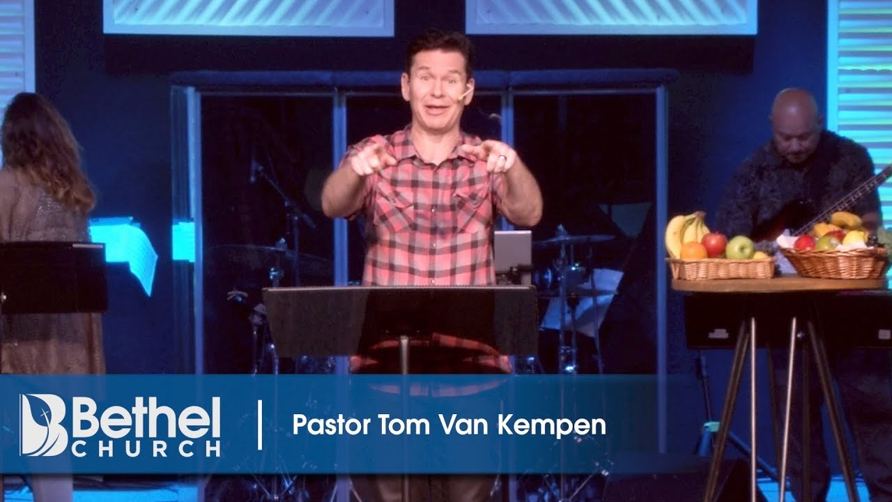 Grow Part 9 Pastor Tom Van Kempen Bethel Church