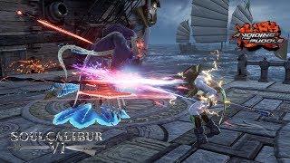 Soul Calibur VI: First Look At Azwel!