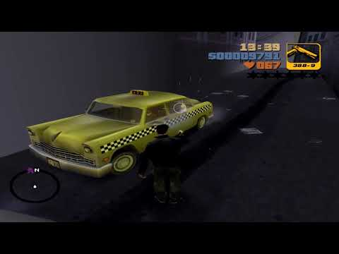 GTA III: Vice City Map Added To GTA 3 , Vice2Liberty Mod - Showcase + Download Link