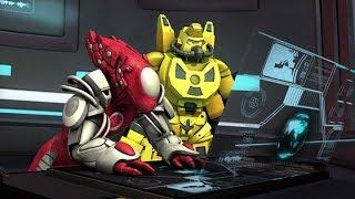 ATOMICRON | Xenon' Siege | Full Episode 12 | Cartoon Series For Kids | English