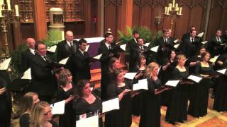 The Singers - Ubi Caritas - Maurice Duruflé