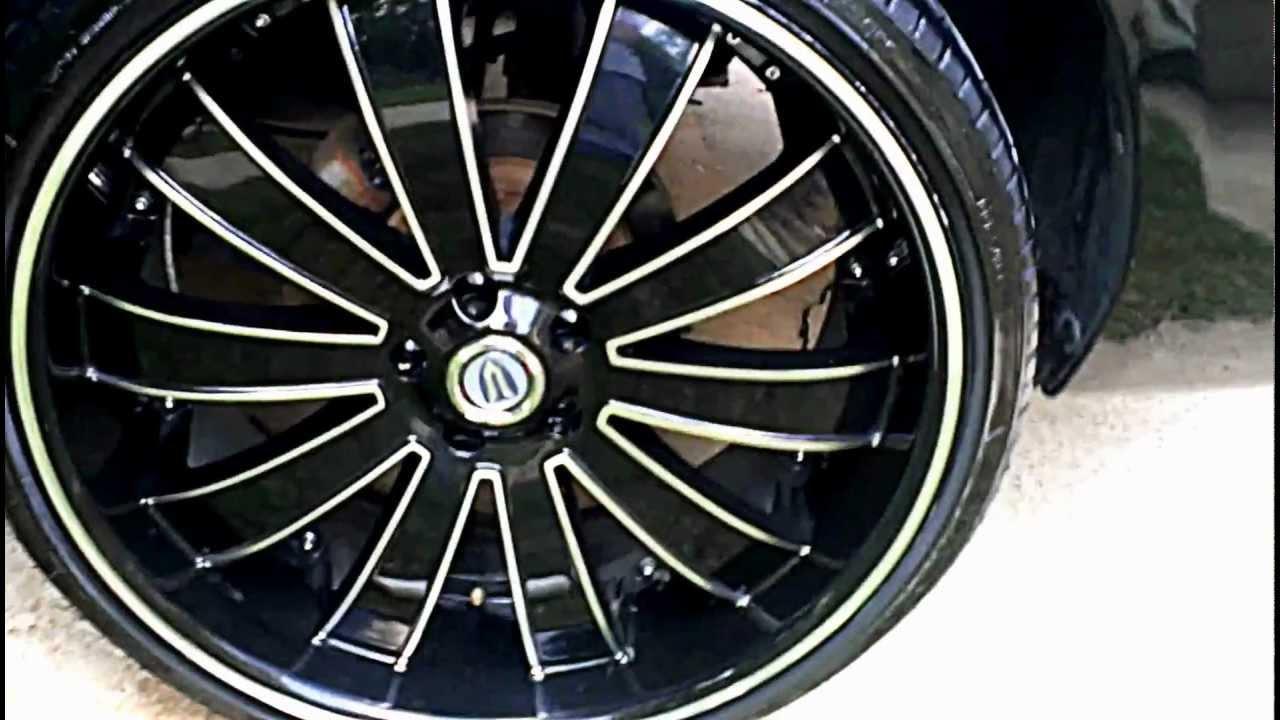 08 Black Impala Lt On Versante 225 22 S Youtube