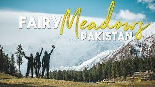Hiking Fairy Meadows - Pakistan EP 4