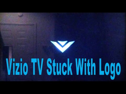 How to Repair VIZIO TV that Freezes Vizio Logo, No Power, Video or Power Cycle EEPROM