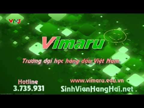 VIMARU - Truong Dai Hoc Hang Dau Viet Nam