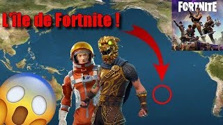 OÙ et QUAND se passe Fortnite ? [Ultime Théorie Mode Battle Royale]
