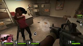 [Left 4 Dead 2] Game Play, What You're Missing On My Game Channel