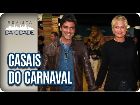 Namoro De Celebridades No Carnaval - Revista Da Cidade (13/02/18)