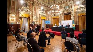 VIVO | Firma de convenio de ampliación del Programa SUMAR